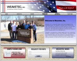 Our new website looks great!